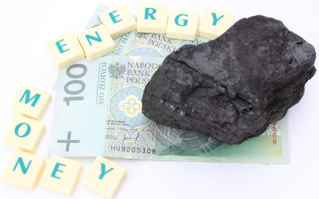 Akcyza na węgiel 2020