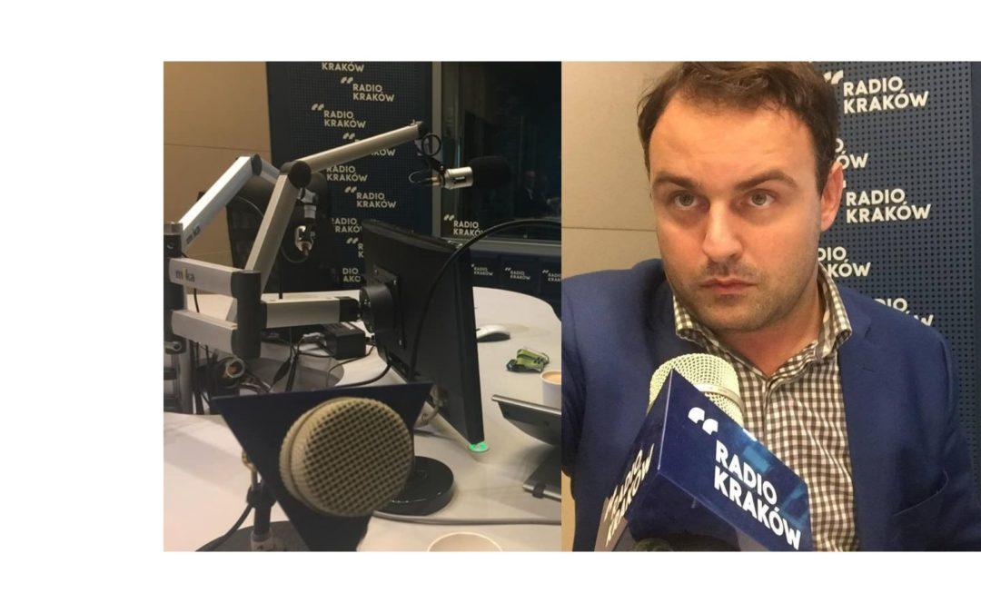 RADIO KRAKÓW – POLITYCZNY RING ADW. DOMINIK MARCHEWKA